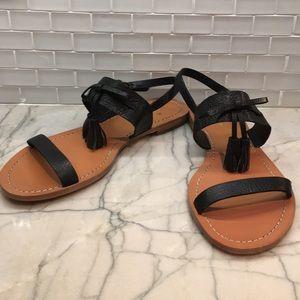 ♠️Kate Spade Carlita tossel Sandals NWOT